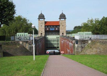 Schleusenpark Waltrop Darstellung 3