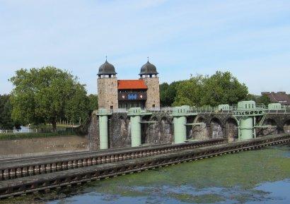 Schleusenpark Waltrop Darstellung 2