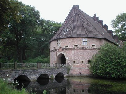 Schloss Bladenhorst Darstellung 3