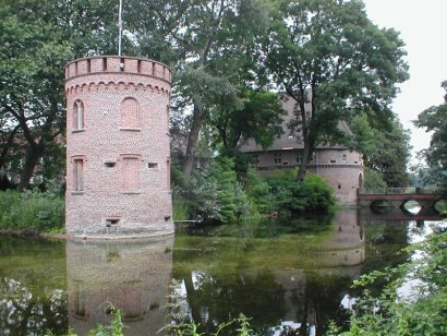 Schloss Bladenhorst Darstellung 4