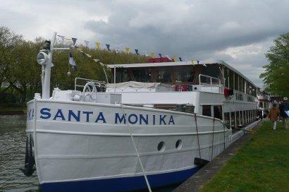 Brunch auf dem Fahrgastschiff Santa Monika