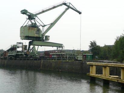 Stadthafen Essen Darstellung 2