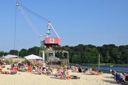 11. Hafenfest Recklinghausen am KulturKanal Darstellung 2