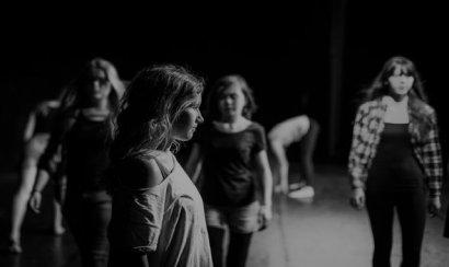 """STÜCKWERK"" - Tanzensemble der Jugendkunstschule Herne e.V."