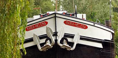 Theaterschiff Maria-Helena kommt mit Tanzcollage zum Bergbau ins Ruhrgebiet