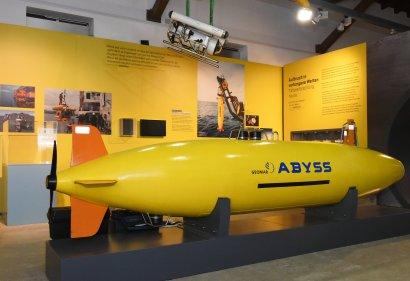 """""""U-Boote. Krieg und Forschung in der Tiefe"""" - Ausstellungsführung im Schiffshebewerk Henrichenburg"""