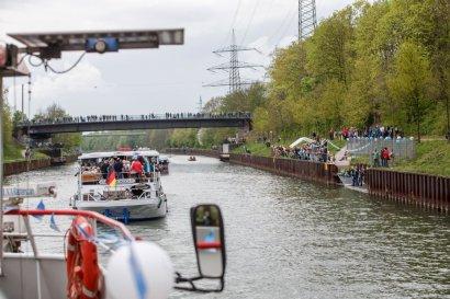 3. KanalErwachen 2021: Tag der Offenen Tür bei der Rudergemeinschaft Bottrop