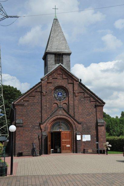Friedenskirche (Schifferkirche Datteln)