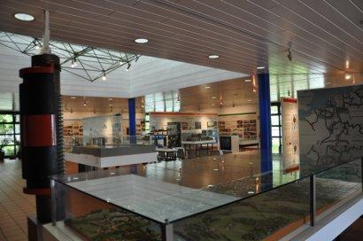 WSV-Ausstellungshalle Henrichenburg