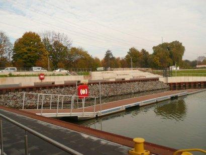 Wasserwanderrastplatz Stadthafen Recklinghausen