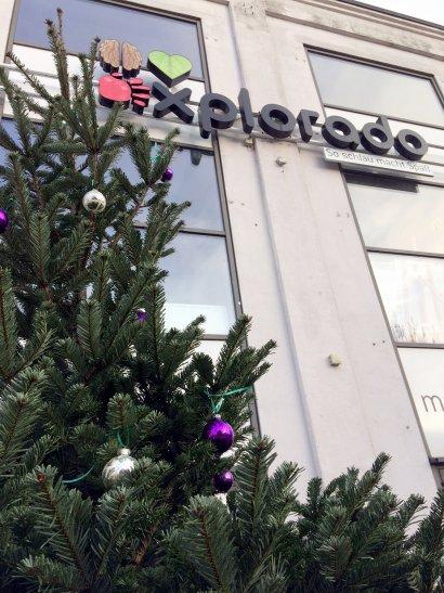 Kinder-Weihnachtsmarkt im Explorado Duisburg