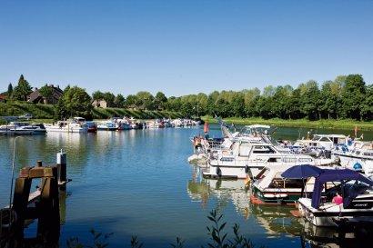 Liegeplätze Yachtclub Hebewerk Henrichenburg e.V.