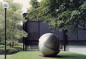 """Bernhard Fuchs """"Mühl"""" im Josef Albers Museum in Bottrop"""